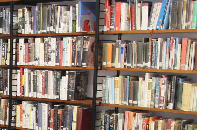 The wheelchair disabled access library